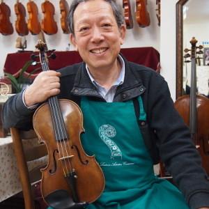 チェコのバイオリン